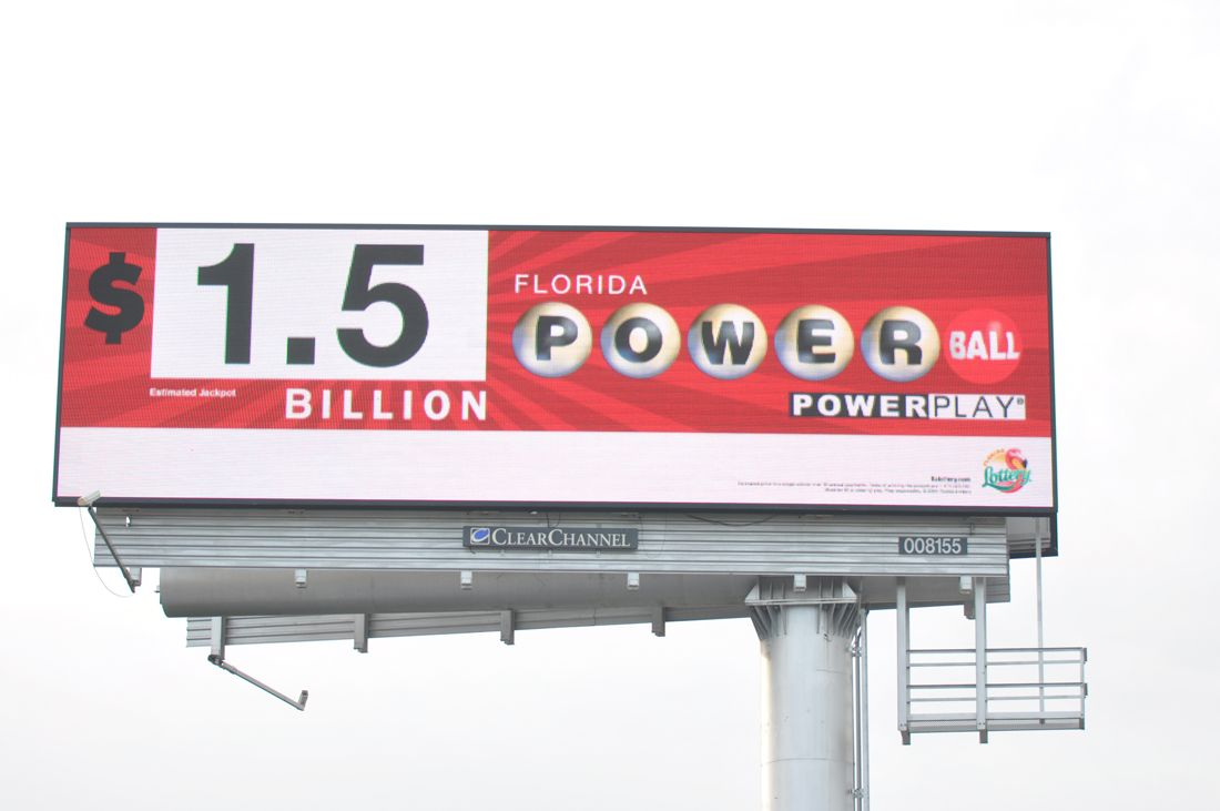 Powerball jackpot record